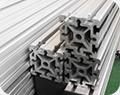 Profile de aluminiu, benzi transportoare, materiale cabina protectie