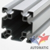 Profil de aluminiu 80x80mm Light